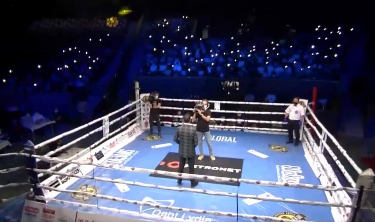 Devr-i Alem Fight Kick Boks Organizasyonu Galası İstanbul'da gerçekleşti.